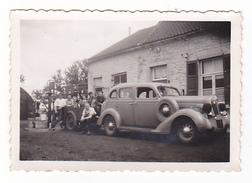 26054  Photo -voiture Ancienne -  Belgique -