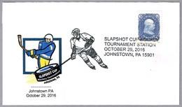 SLAPSHOT CUP HOCKEY TOURNAMENT. Johnstown PA 2016