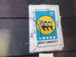 TURQUIE YVERT N°2477
