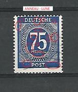 1946  N° 24   FILIGRANE G  OBLITERE DOS CHARNIERE   DESCRIPTION