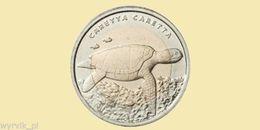 TURKEY 2009 1 Lira TURTLE UNC - Turkije