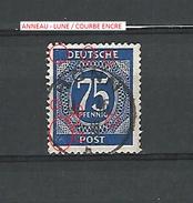 1946  N° 24   FILIGRANE G  OBLITERE  DESCRIPTION