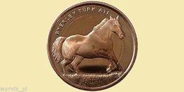 TURKEY 2014 1 Lira HORSE UNC - Türkei