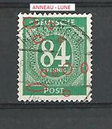 1946  N° 26   FILIGRANE G  OBLITERE  DESCRIPTION