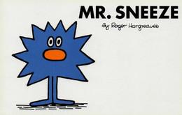Postcard - Mr. Men - Mister Sneeze By Roger Hargreaves 1971 New - Postcards