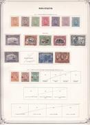 Belgique - Collection Vendue Page Par Page - Timbres Oblitérés / Neufs */** - B/TB - 1915-1920 Albert I