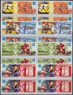2004.8 CUBA MNH 2002. JUEGOS OLIMPICOS DE GRECIA. BLOCK 4. OLIMPIC GAMES GREECE. BOXEO ATLETISMO BEISBOL BASEBALL ATHLET
