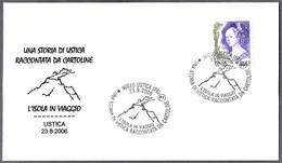 L´ISOLA IN VIAGGIO - VOLCAN - VOLCANO. Ustica, Palermo, 2006 - Volcans