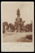[027] Leipzig, Bismarck-Denkmal, 1901, Kunstverlag Friedrich (Leipzig) - Leipzig
