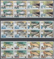 2008.38 CUBA MNH 2008. ACUICULTURA PECES FISH. BLOCK 4