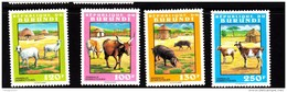 1993 Burundi Farm Animals MNH - Burundi