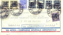 Cie Gle Aéropostale 1930 - Kommerzielle Luftfahrt