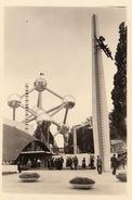 3 Photos De L'atomium à Bruxelles Expo 58 - Lieux
