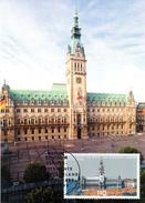 "BRD Maximumkarte ""Bürgerschaft Der Freien Und Hansestadt Hamburg"" Mi 2036 ESSt 11.3.1999 BERLIN ZENTRUM - BRD"