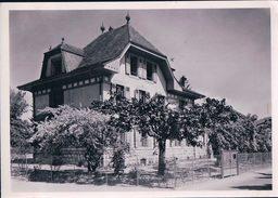 Genève Champel Av. Miremont, Pension Les Clochettes (39426) Petit Pli D'angle - GE Ginevra