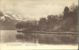 ANNECY...pointe De La Puya...1928........14 X 9 - Annecy
