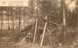 Ardenne - Cabanr Rustique D' Un Ardennais