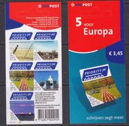 Nederland 2006 Schrijven Zegt Meer Boekje Zelfklevende Zegels  ** Mnh (34965) @ Face Value - Libretti
