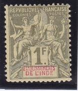 Inde N° 13 Neuf * - India (1892-1954)