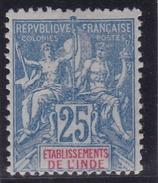 Inde N° 16 Neuf * - India (1892-1954)