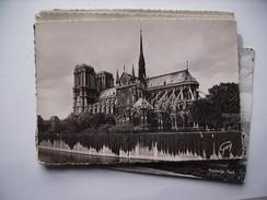 Frankrijk France Frankreich Parijs Paris Notre Dame  Et Seine Belle - Notre-Dame De Paris