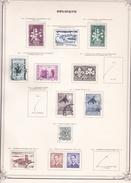 Belgique - Collection Vendue Page Par Page - Timbres Oblitérés / Neufs */** - B/TB - Non Classificati