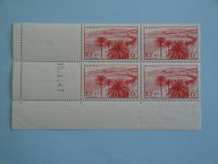 France  Yvert 777 **  - Coin Daté Du 10.4.47  Cannes - 1940-1949