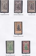 Inde N° 85/104 Neuf * - India (1892-1954)