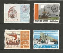 Lot De Timbres Qatar