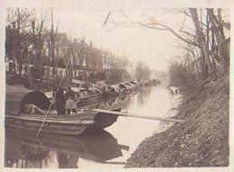 Viêt-Nam         26        ( Bateau Sur Canal ) ( Photo 8,5X11 ) - Bateaux