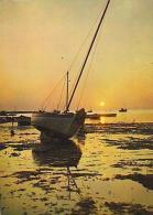 Bateau De Pêche        H28        ( Coucher De Soleil ) ( Texte De J.Moreas ) - Fishing Boats