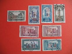 Perforé  Perfin Maroc,  Lot De Timbre Perforé De Perforation : BEM6  à Voir - Marokko (1891-1956)