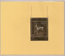 """1996 Allem. Fed. Deutschand, Germay Mi. 1862 Als """" Goldmarke """" **MNH  Josef Neckermann  ."""