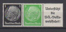 Deutsches Reich / Freimarken Paul Von Hindenburg Im Medaillon / MiNr. 512, 515