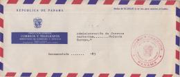Panama- Recommandé/Registered Letter/Einschreiben - Panama - Panama