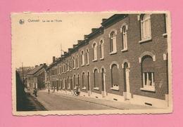 C.P. Quenast = La  Rue  De  L'  Ecole - Rebecq