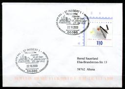 "Germany 2000 Sonderbeleg Zeppeline Mit Mi.Nr.2148 U.SST""St Ingbert-Zeppeline An Der Saar,LZ Viktoria Luise""1 Beleg"