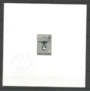"Belgique - R095 - N° 1336 - Feuillet Ministériel - ""Talbot House ""Poperinge - Ministerial Panes"