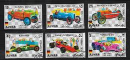 AJMAN  / CARS