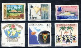 WF 1965-91 Piccolo Lotto Di 6 Valori MNH Cat. € 16 - Unused Stamps