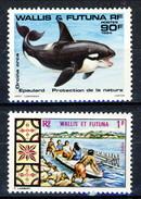 WF 1969 N. 169 E 1984 N. 320 MNH Cat. € 4.60 - Unused Stamps