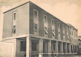 ARGENTA  - BANCA NAZIONALE DELL'AGRICOLTURA  - 1951 - Ferrara
