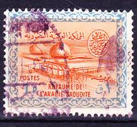 Saudi Arabien - Öl-Scheideanlage In Ain Dair (MiNr: 148) 1963 - Gest Used Obl