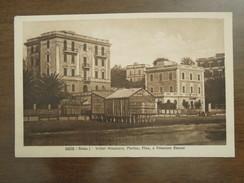 ANZIO ( Roma )  -  Villini Miramare, Pierina, Pina, Pensione Banzai  -  Cartolina Anni 1910 - Italia