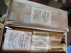 Box 10 WW1 US Remington Rifle Hand Guards   1918 Dated - 1914-18