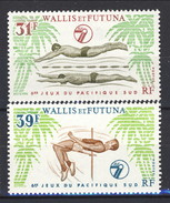WF 1979 Serie N. 243-244 Sport MNH Cat. € 5,30 - Unused Stamps