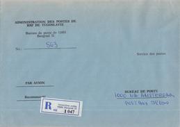 Servië - Recommandé/Registered Letter/Einschreiben - 11003 Beograd 31 - Servië