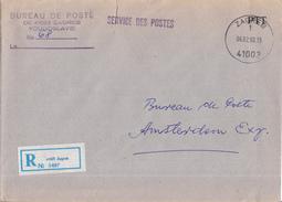 Joegoslavië - Recommandé/Registered Letter/Einschreiben - 41003 Zagreb - Joegoslavië