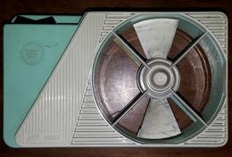 Ventilatore Anni '70 In Plastica - Technical