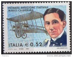 PIA - 1TALIA - 2003 : Pionieri Dell´ Aviazione  - (SAS 2702-05)